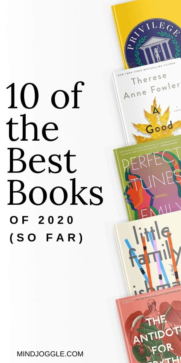 10 of the Best Books of 2020 (So Far)