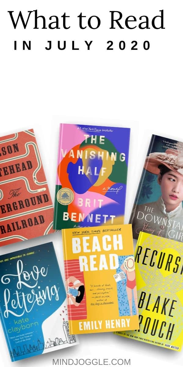 What to Read in July 2020