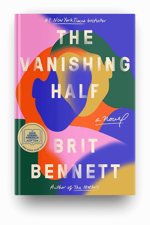 The Vanishing Half, a book about family drama with multiple generations