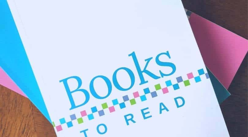 Books to Read readers journal