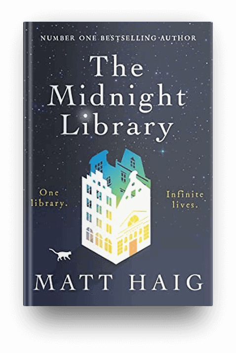 The Midnight Library by Matt Haig,