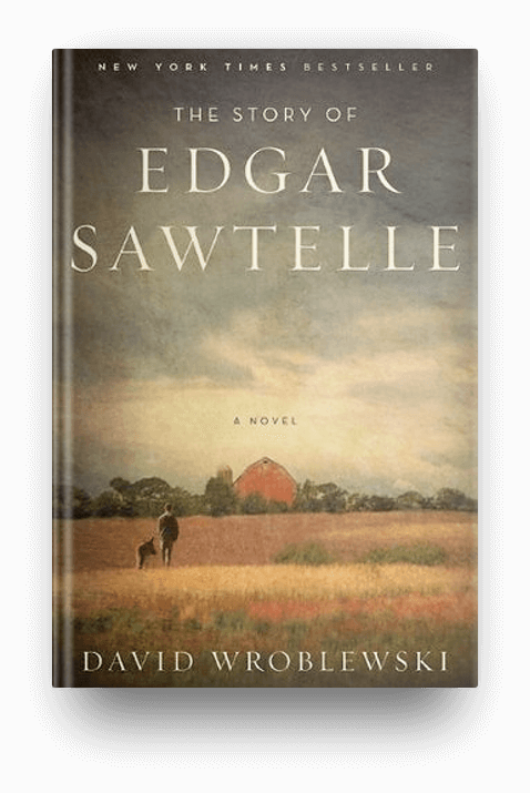 The Story of Edgar Sawtelle by David Wrobleski, a fiction book about dogs