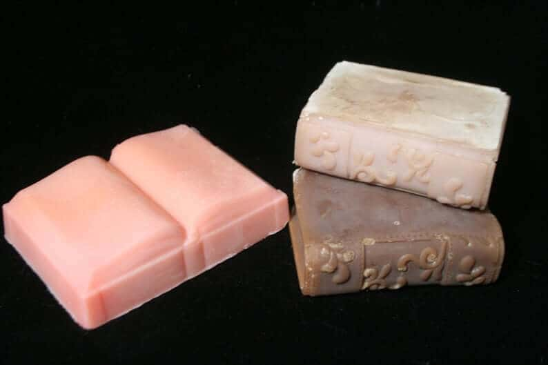 Book soaps