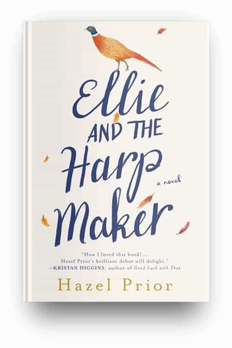 Ellie and the Harp Maker by Hazel Prior