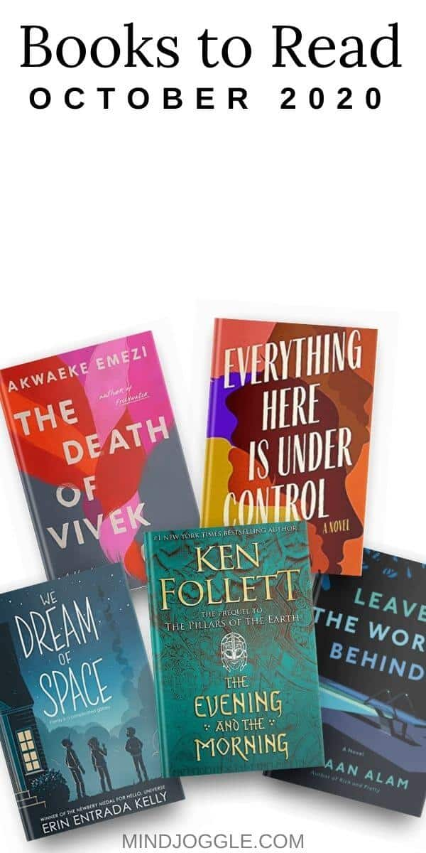 Books to read in October 2020