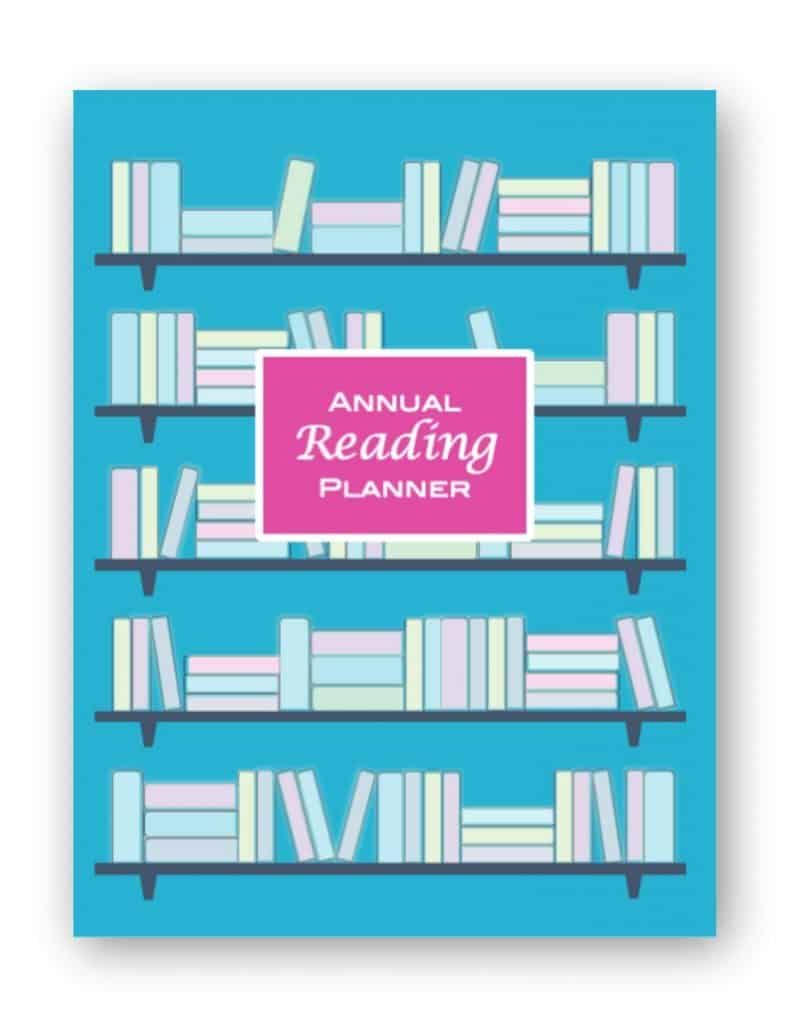 Annual Reading Planner