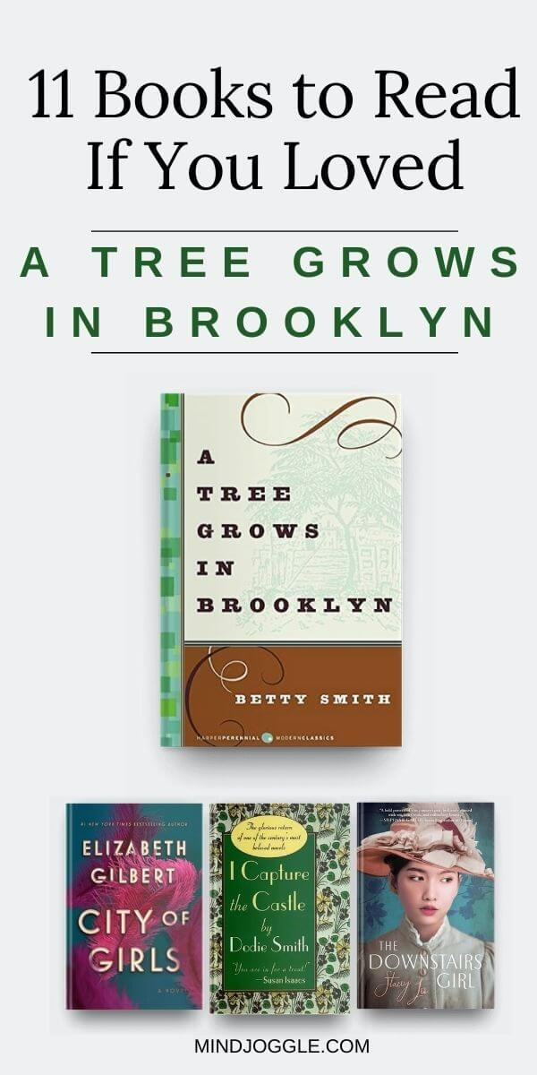 11 Devastating Books Like A Tree Grows in Brooklyn