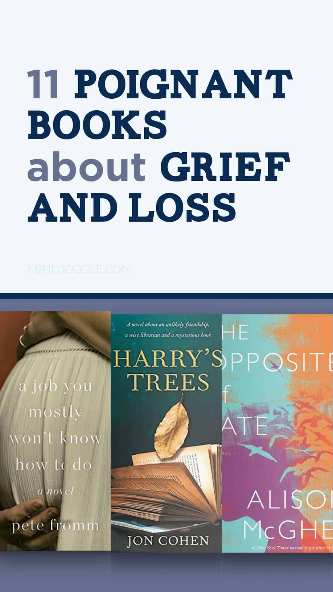 11 Poignant Books About Grief and Loss