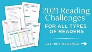 2021 Reading Challenges for All Types of Readers. Get the Free Bundle