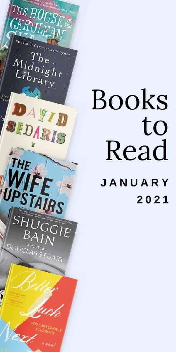 Books to Read in January 2021