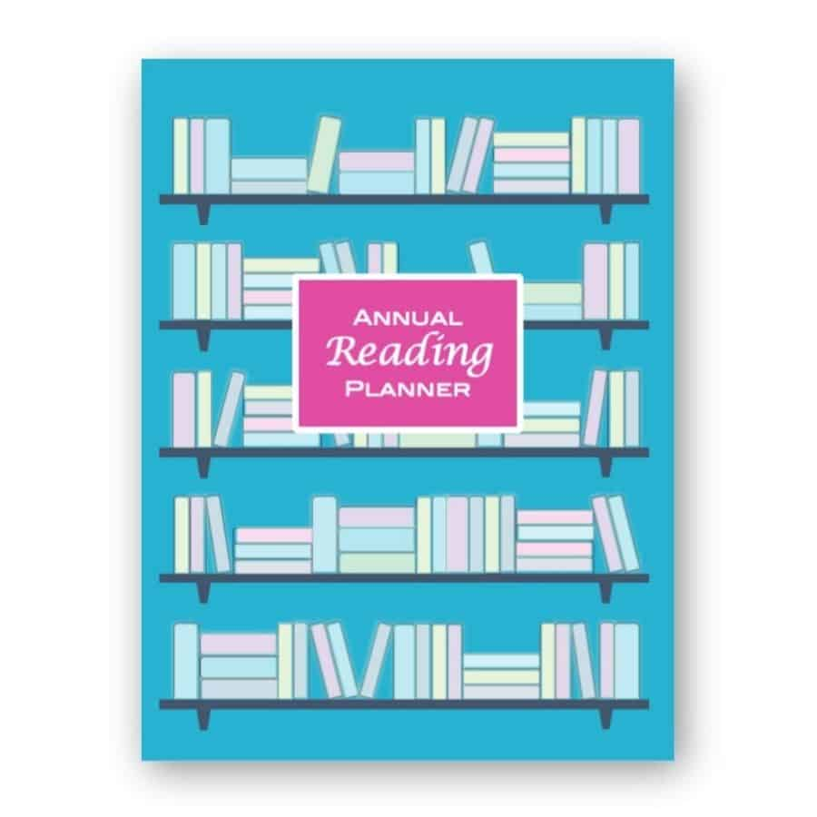 Annual Reading Planner cover