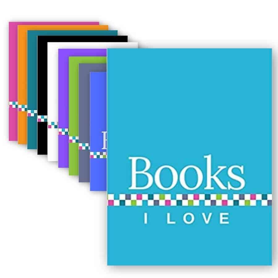 Books I Love covers