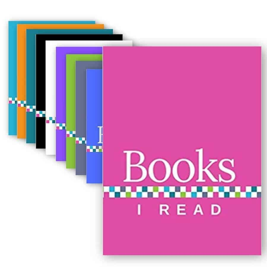 Books I Read covers