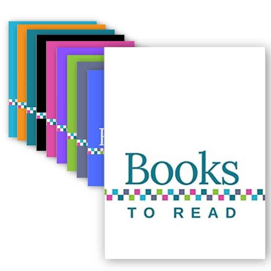 Books to Read covers