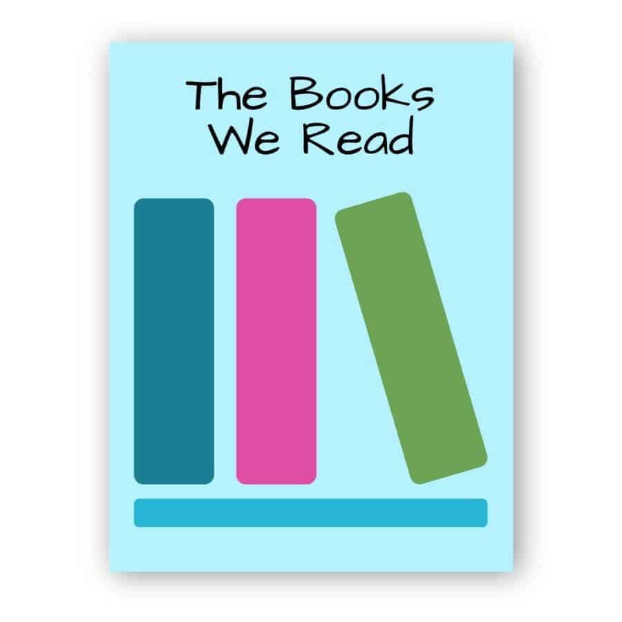 The Books We Read cover