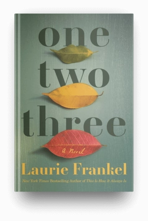 One Two Three by Laurie Frankel, one of the best audiobooks of 2021