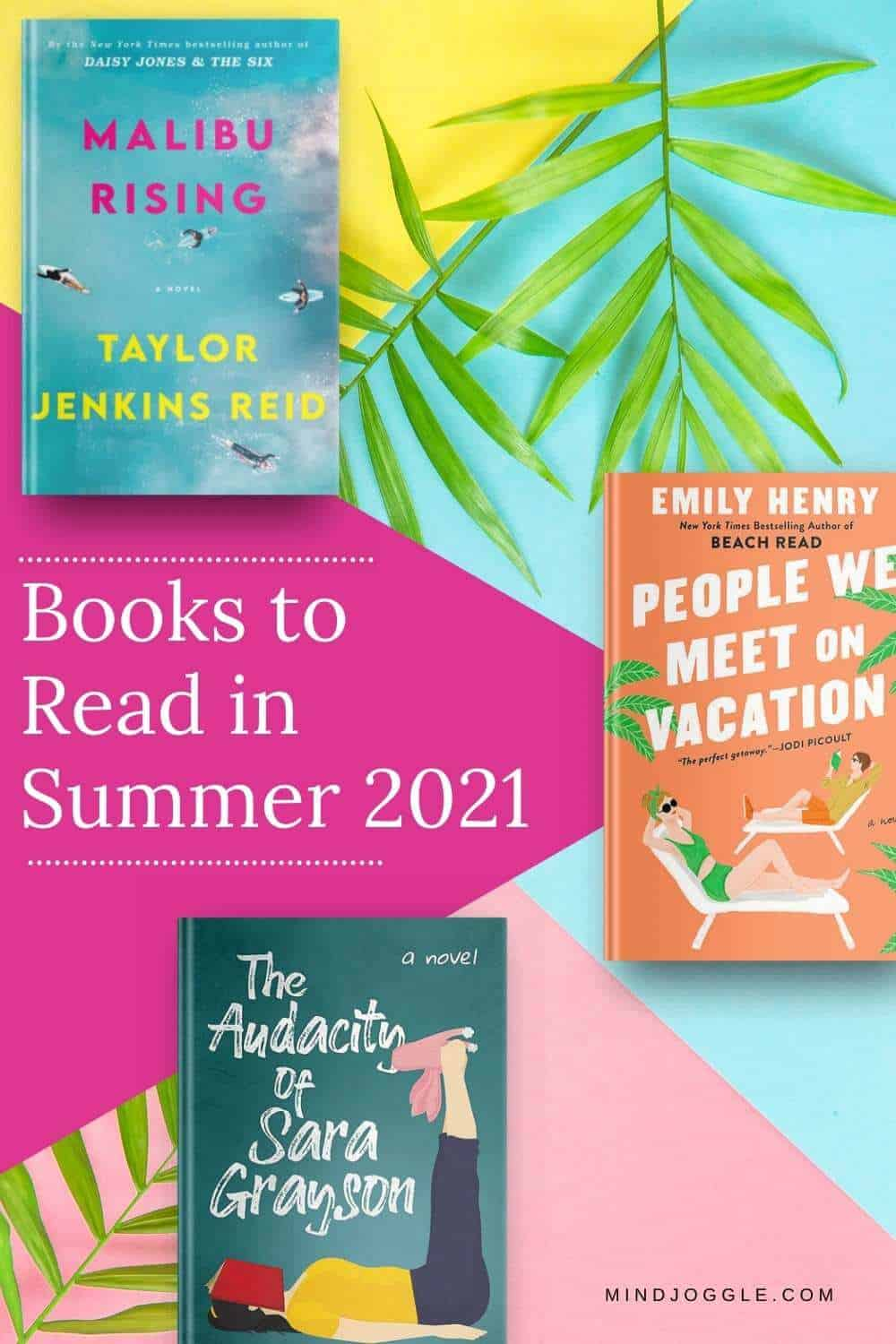 Books to Read in June 2021