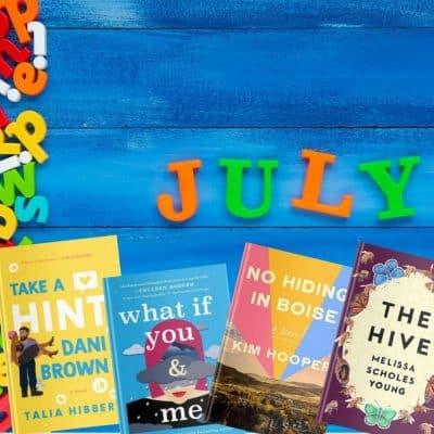 July 2021 Book Reviews