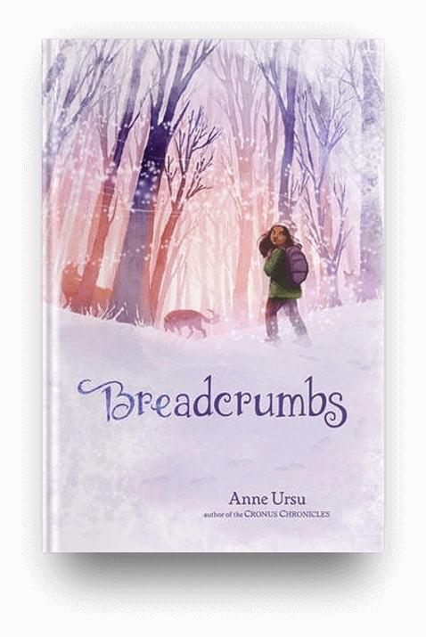 Breadcrumbs by Anne Ursu, a fairytale-inspired fantasy novel