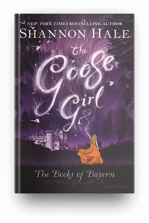 The Goose Girl by Shannon Hale, one of the best middle-grade fantasy books to read with your kids